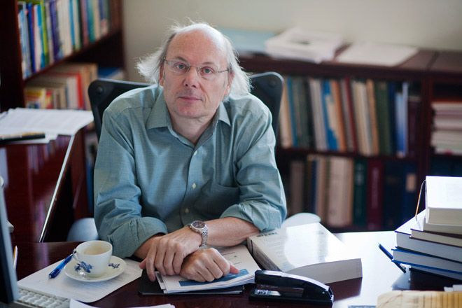 """Past - Bjarne Stroustrup: """"is the inventor of the C++ programming language. C++ is one of the most widely used, powerful programming languages in the world."""" (Dan. 2013.)"""