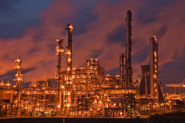 Grangemouth Petrochemical Plant | Flickr - Photo Sharing!