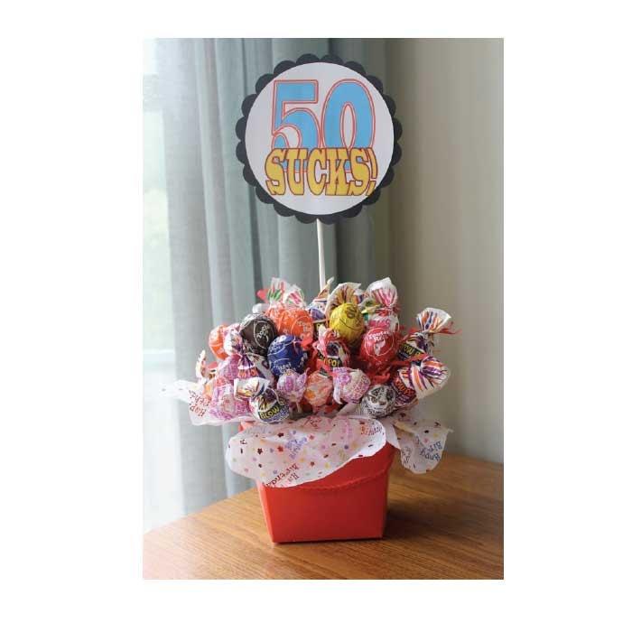 40th Birthday Ideas Diy 50th Gag Gift