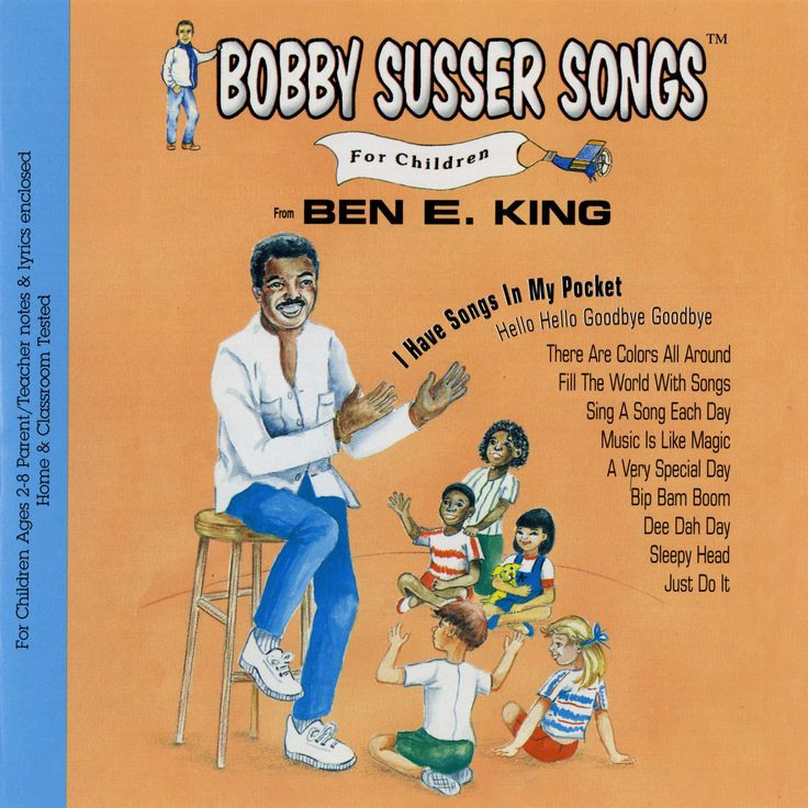Bobby Singers Susser - I Have Songs in My Pocket