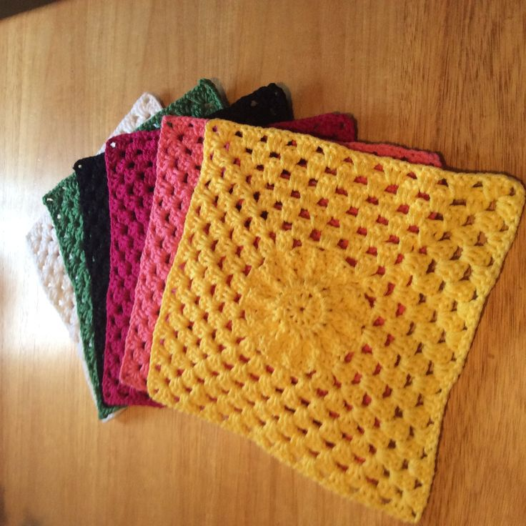 How To Crochet The Charity Square Tutorial