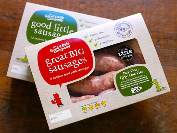 ThisBecause — Sausages that feed more than you