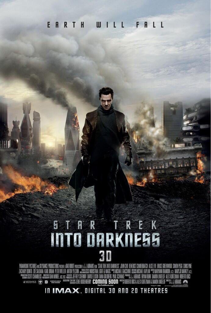 Funkelmondfuchs Home On Twitter Star Trek Into Darkness New Star Trek Watch Star Trek