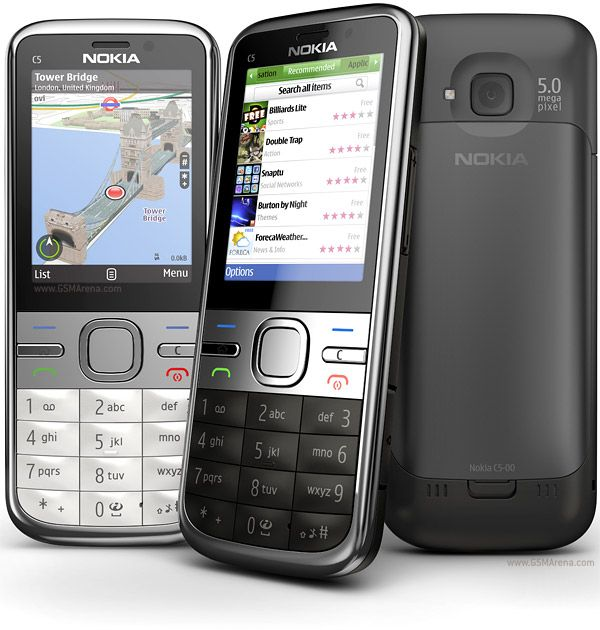 Sky Force For Nokia C5 00