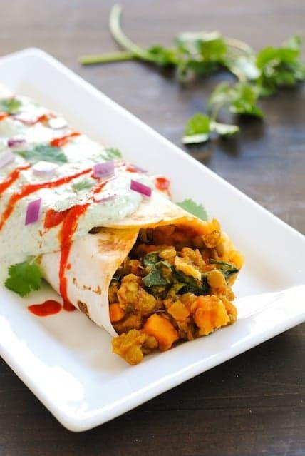 Буррито рецепты | сайт popsugar Латина