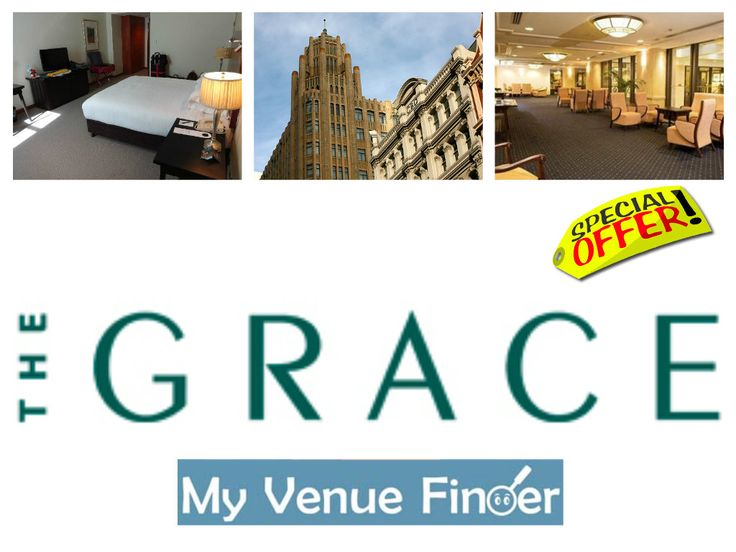 My Venue Finder Has Special Offer for The Grace Hotel in Sydney. For early accommodation, Visit their website now.  Book via my venue finder on the image above now.  #TheGraceHotelSydneySpecialOffer
