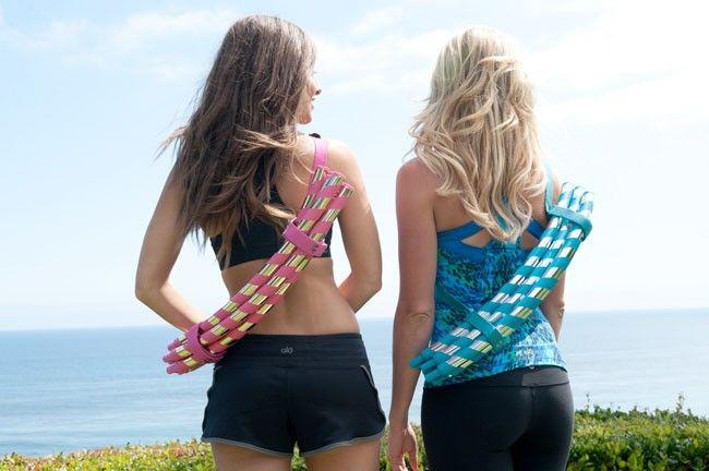 Travel Hula Hoop (Pink)