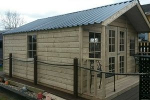 premium garden sheds dublin ireland