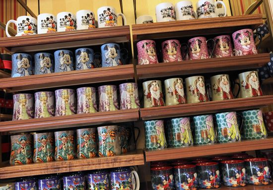 Morning-Themed Coffee Mugs Available at Disney Parks. I so want the Minnie and Tigger mugs. It kinda describes how i feel every morning when I'm at work ;p