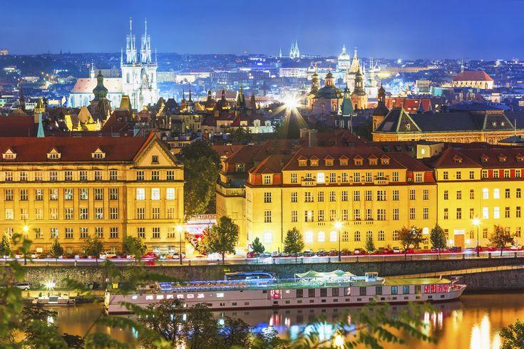 """""""Mi piacerebbe trasferirmici per sempre"""" La Repubblica Ceca tra i più bei Paesi del mondo #praga #vedremo"""