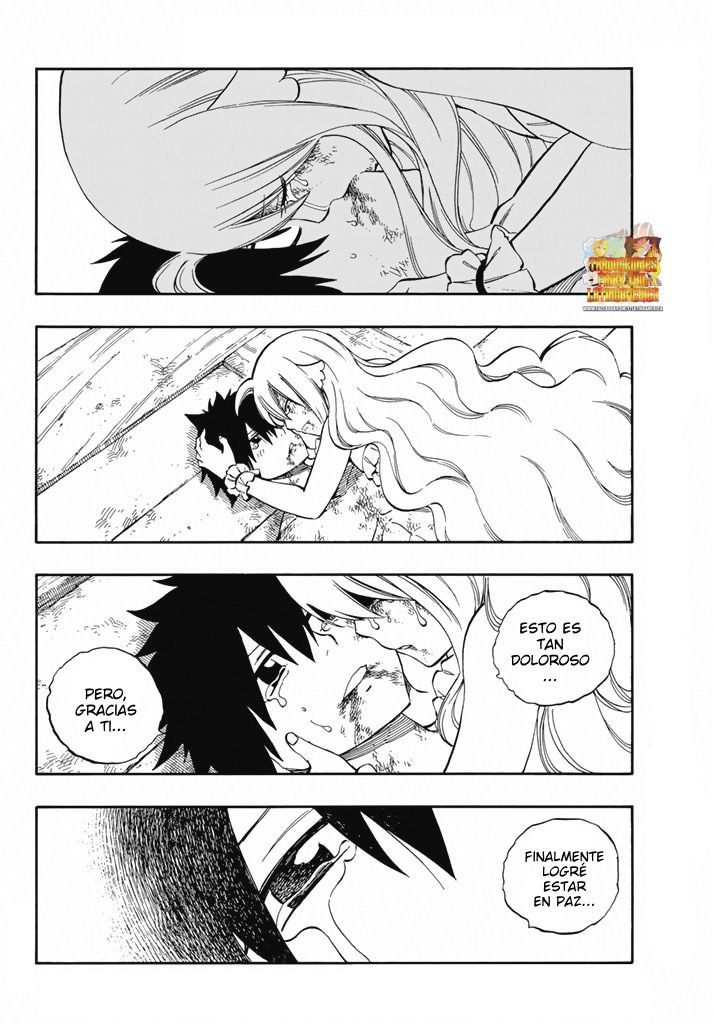Fairy Tail Capítulo 537 página 13 - Leer Manga en Español gratis en NineManga.com