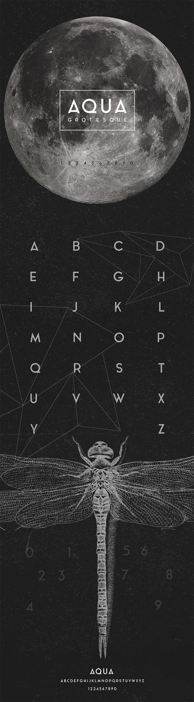 Aqua Grotesque - Free Font