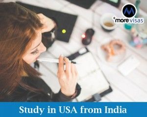 #Study in #USA for #IndianStudents is a great deal, as it offers number of career and employment opportunities to easily stand apart from the crowd....