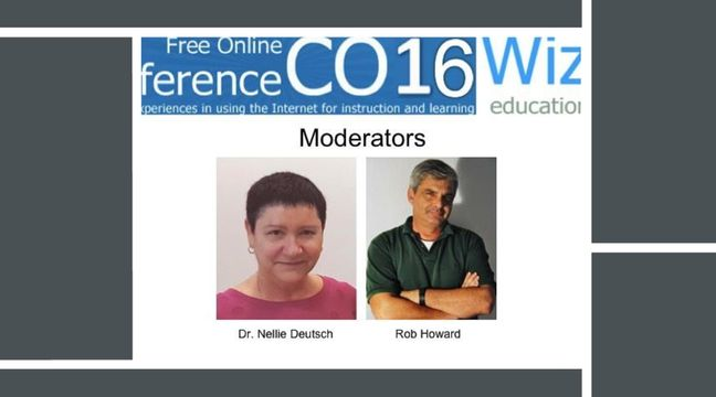 Connecting Online is a free online conference that takes place on the first full weekend of February. CO16 is the 7th annual event scheduled for February 5-7 with 8 presentations a day with an hour break after 4 hours. The theme of CO16 is teaching online to improve instruction and learning in education and business. There are two venues: WizIQ webinar area for the tutorials and webinars and M4T website for the certificates and the raffle for the giveaways.