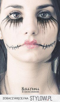 Malowanie twarzy-makijaże na Stylowi.pl