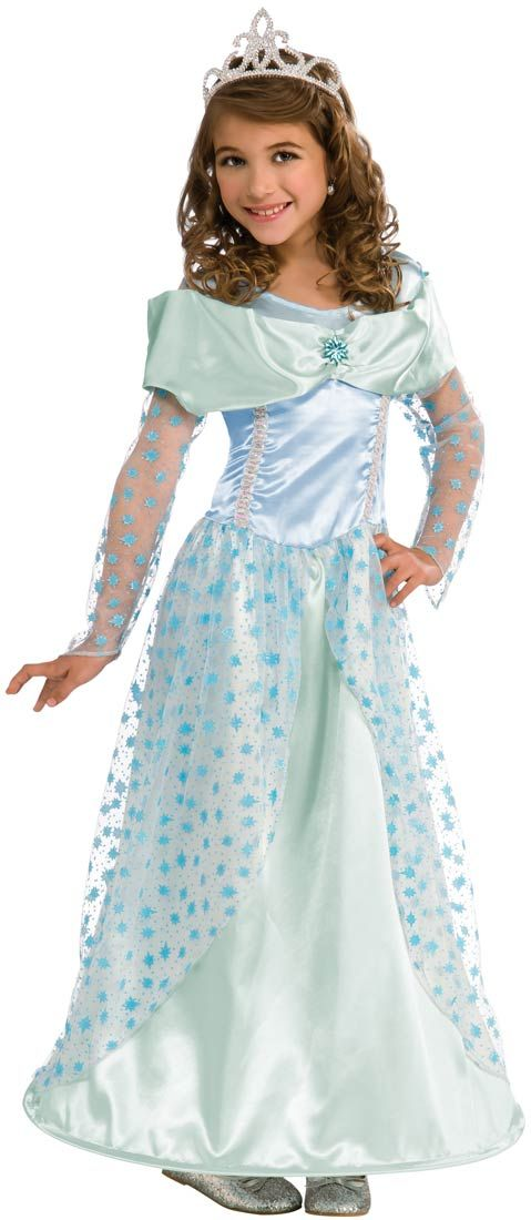 Blue Star Princess Costume | Costume Craze