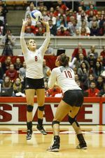 Go support Orlando native Buckeye, Taylor Sherwin, at the Florida State University Four Points by Sheraton Seminole Invitational. The Ohio State Women's Volleyball Team will being Sep 6-7, 2013 at FSU.  TICKETS ARE FREE.