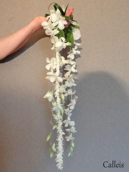 bouquet bracelet de mariée
