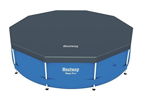 Oferta: 7.03€. Comprar Ofertas de Bestway 58036 - Cobertor de PVC para piscinas Steel Pro de 305 cm de diámetro barato. ¡Mira las ofertas!