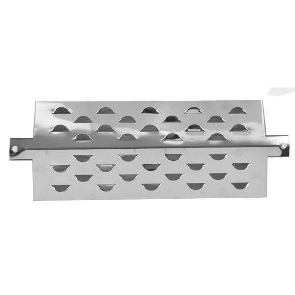 REPLACEMENT STAINLESS STEEL HEAT PLATE FOR OUTBACK Omega 300 pre-2008, AUSSIE 7710.8.641, KOALA 7900 GAS GRILL MODELS Fits Compatible Outback Models : Omega 300 pre-2008