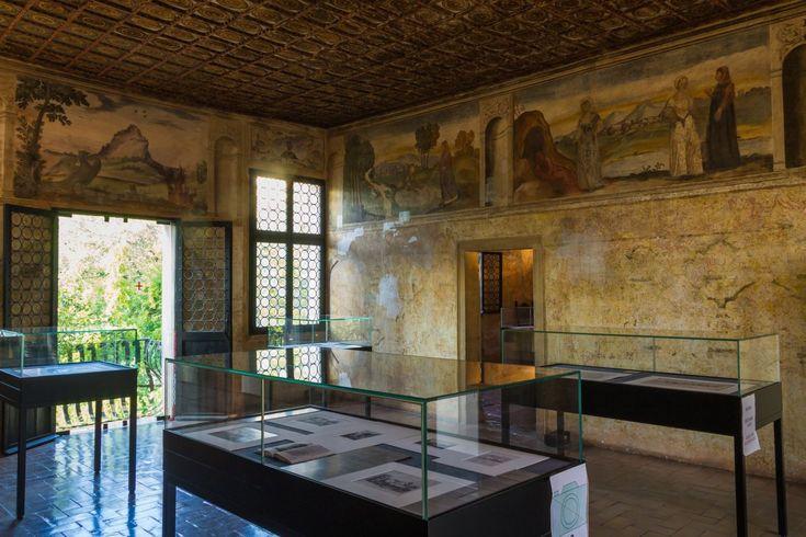 casa del petrarca arquà petrarca   La Casa del Petrarca di Arquà   Colli Euganei