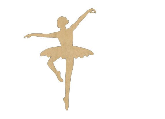 Hey, I found this really awesome Etsy listing at https://www.etsy.com/listing/281114548/ballerina-ballet-dancer-cutout-shape