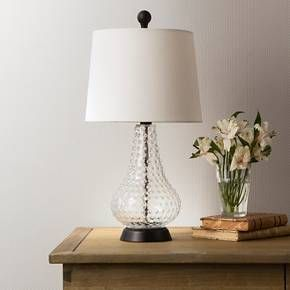 Best 25+ Clear glass table lamp ideas on Pinterest | Bedroom lamps ...