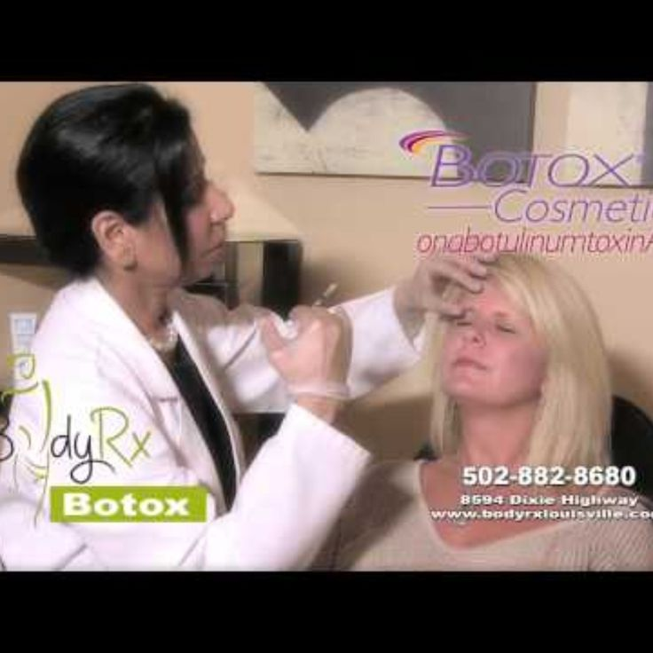 "Bodyrx Louisville is one of the best BOTOX treatment clinics in Louisville, KY provide you top <a href=""http://bodyrxlouisville.com/botox/"" rel=""nofollow"">BOTOX injection treatment</a> with care at very reasonable cost. To schedule an appointment, please feel free to call 502-882-8680 or visit http://bodyrxlouisville.com/appointment/."