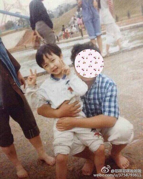 Cute baby TT #zhangyixing #yixing #lay #exo #xingmi #레이 #장이씽 #张艺兴