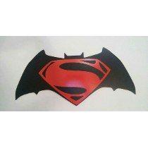 Moldura Batman Vs Superman