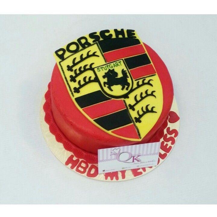 17 Best images about Porsche cake on Pinterest Logos ...