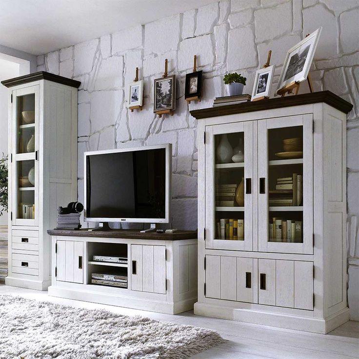 17 beste ideer om Wohnwand Braun på Pinterest Wandfarbe braun - wohnzimmer neu einrichten