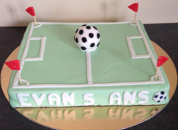 #birthday #cale #terrain de #foot #ball