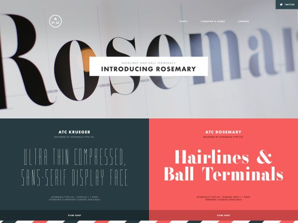 Your Friendly Neighborhood Pay-What-You-Wish Type & Font Foundry http://avondaletypeco.com/