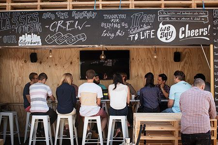 Melbourne Food and Wine Festival: Urban Coffee Farm and Brew Bar