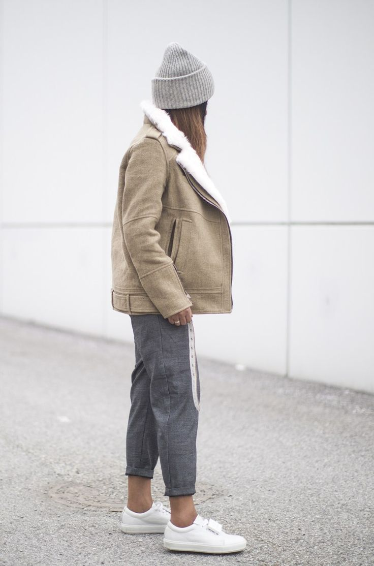 Fashion Landscape | How To Wear A Shearling Jacket