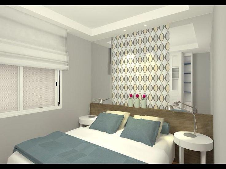 25 melhores ideias de sanca aberta no pinterest for Ver dormitorios decorados