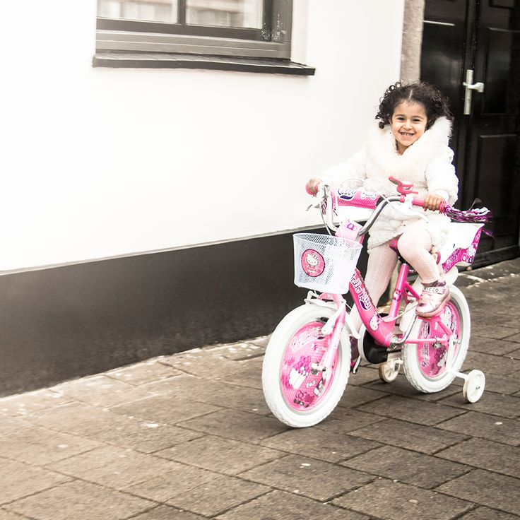 Hello Kitty 16 inch kinderfiets