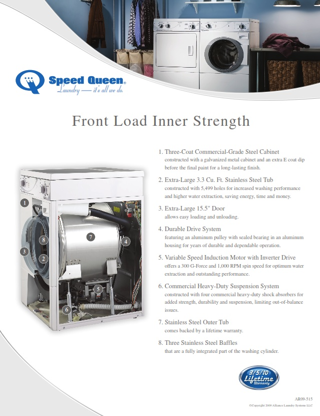 Front Load Inner Strength