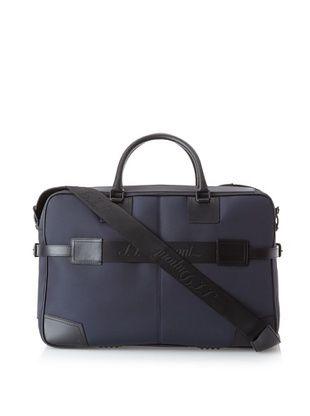 -69,800% OFF S.T. Dupont Men's Laptop Brief Bag (Blue)