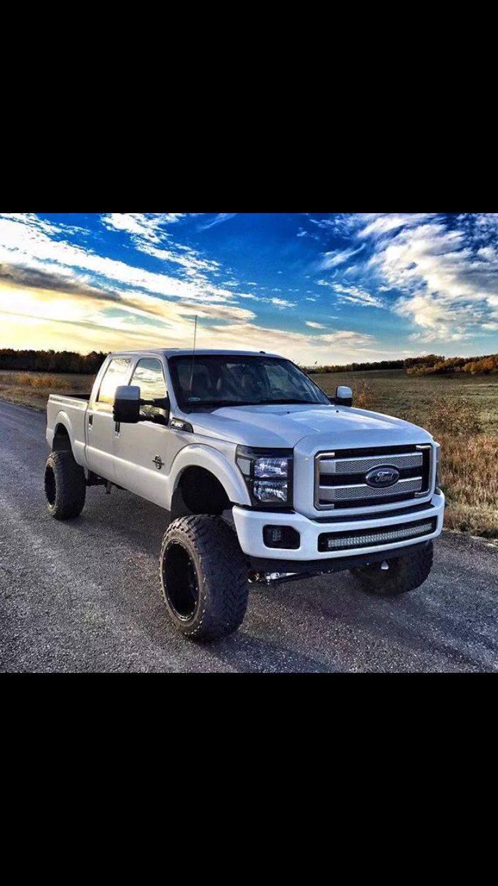Ford f 250 lifted