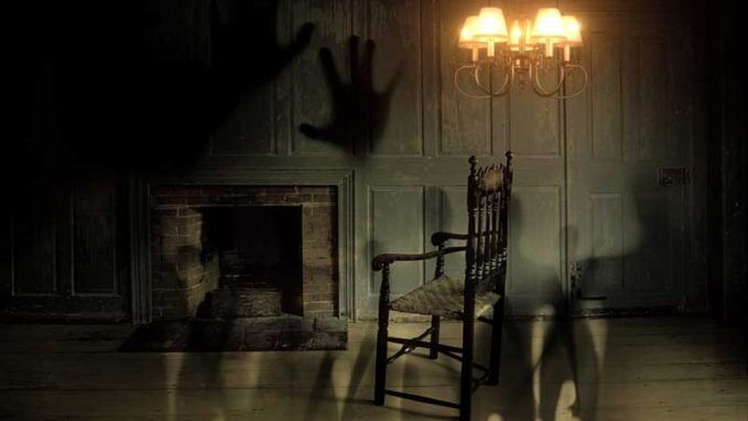 8 types of ghosts you might encounter on a ghost hunt according to Peter Underwood