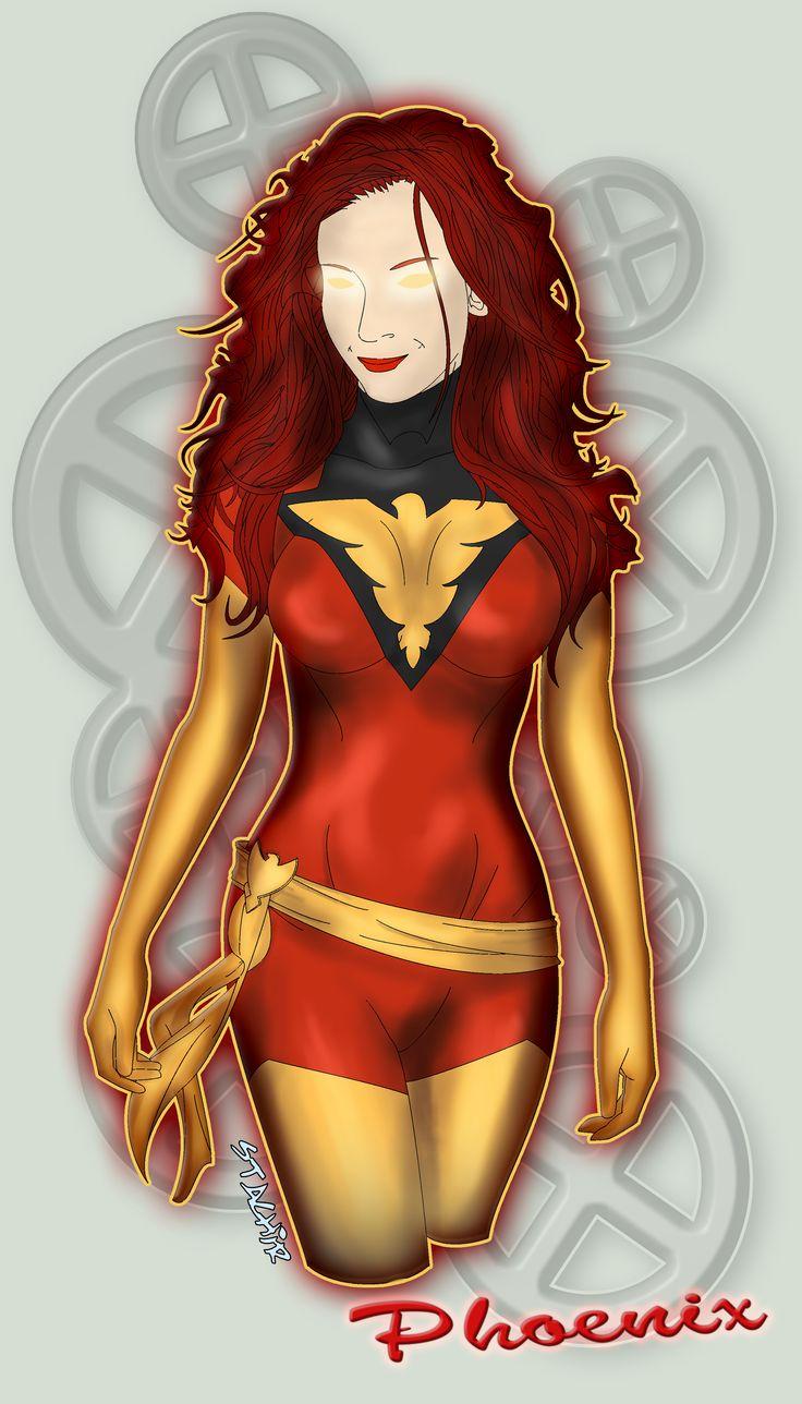 Jean Gray - Dark Phoenix from X-Men