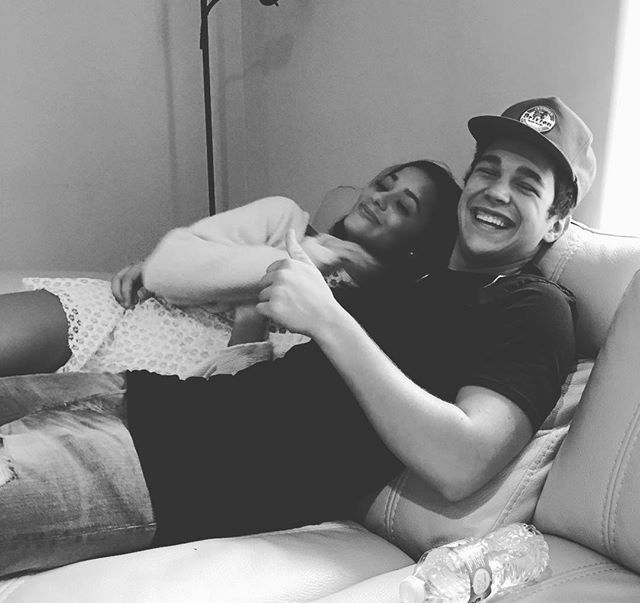 Austin Mahone is all smiles lately!Singer, Austin Mahone spent Easter with his special someone. That special someone is girlfriend and fitness model Katya Henry. The couple was all smiles on the special holiday. We just can't get enough of this adorable pair! Twitter:@austinmahone Instagram:@austinmahone Photo: Austin Mahone / Instagram