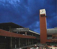 2004 Madrid train bombings - Atocha station Madrid, 11 March 2004