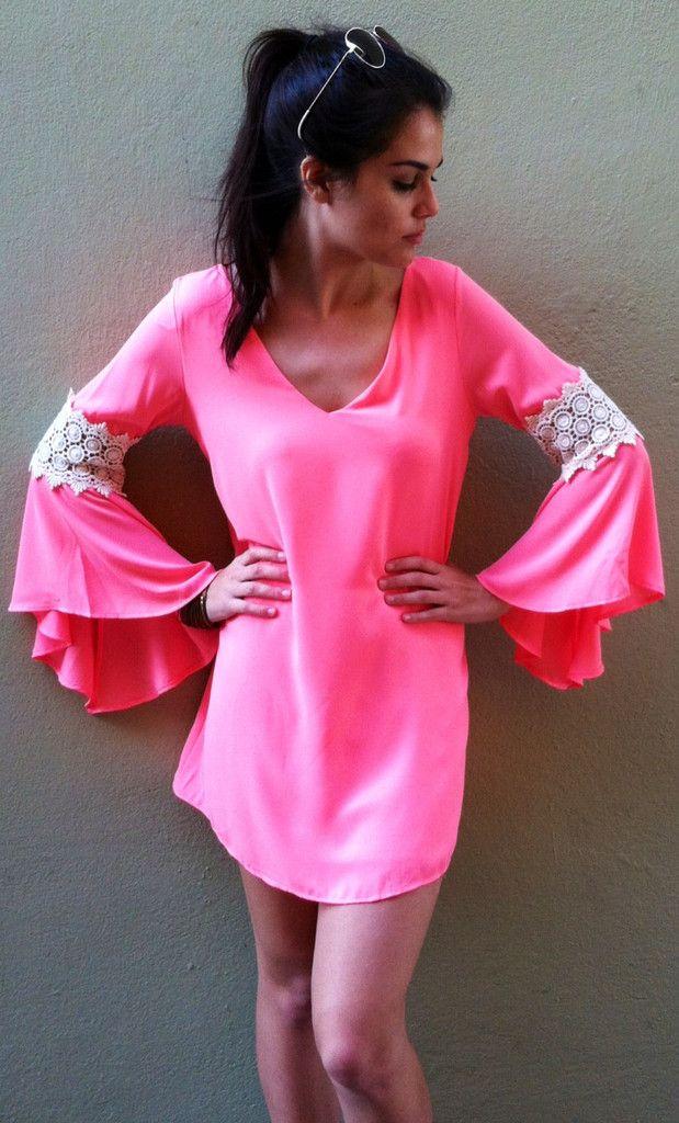 8 best vestidos para adolescentes images on Pinterest   Dresses for ...