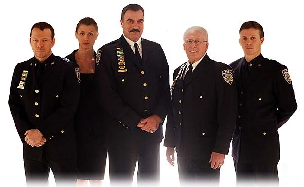 'Blue Bloods'   ~Tom Selleck & Donnie Wahlberg