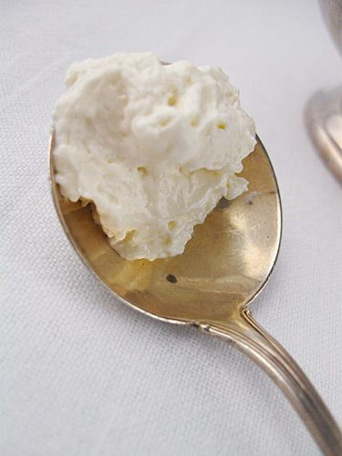 sugar free butter cream frosting
