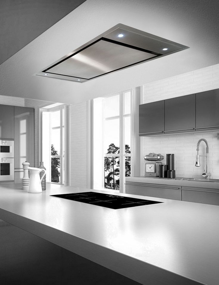 25 Popular Kitchen Ceiling Ideas 2019 Decorative Kitchen Ceiling Ideas Kitchen Extractor Kitchen Island Hood Ideas Kitchen Vent Hood