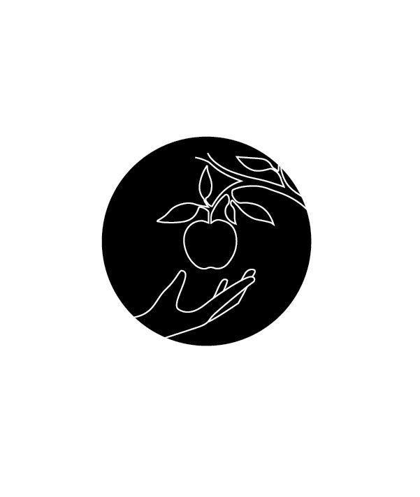 logo line art: lisa thatgirlinblack